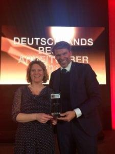 """Q_PERIOR wurde in Deutschland bereits zum fünften Mal zum """"Great Place to Work"""" ausgezeichnet"""