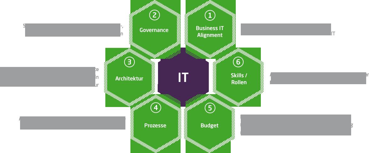 Anforderungen an die IT im Rahmen der Digitalen Transformation