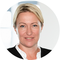 Katrin Rieger, Manager