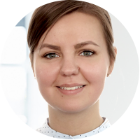 Marta Marunchak, Talent Acquisition Partner