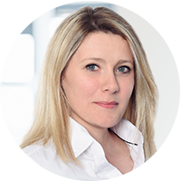 Hilda Olenberg, Talent Acquisition Partner